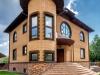 Частный дом Золотая раскладка VEKA SOFTLINE 70