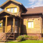 Частный дом SOFTLINE 70 Орегон