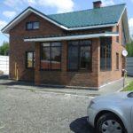 Вход в частный дом EUROLINE 58 Каштан